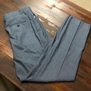 Ralph Lauren light blue suit pants